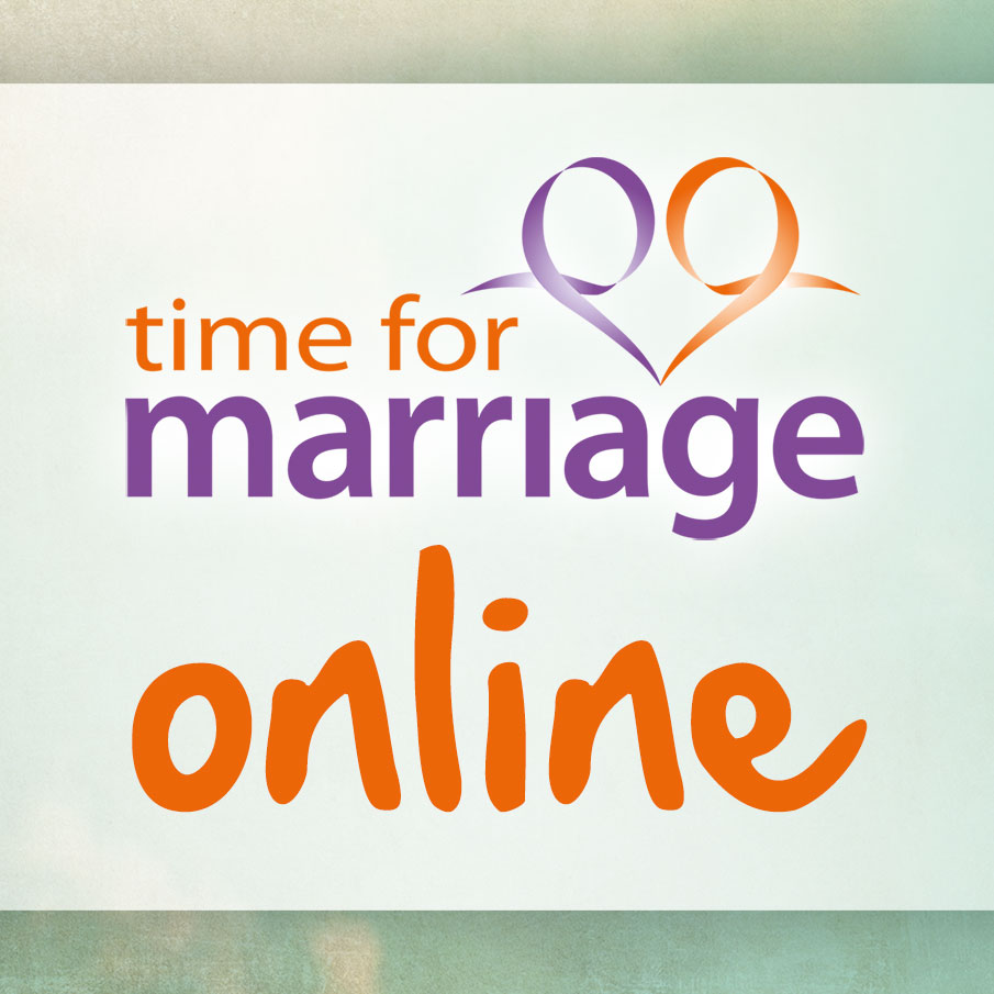 Time for Marriage online graphic