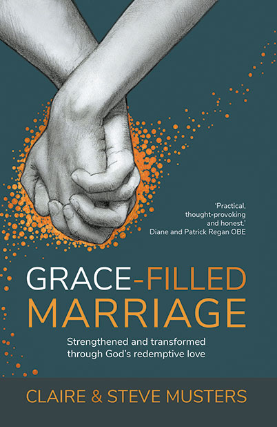 Grace-Filled Marriage book cover