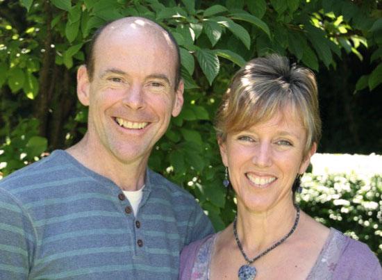 Adrian & Jane Exell