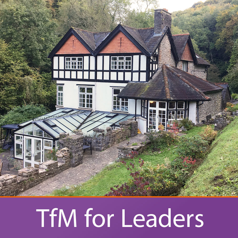 Time for Marriage for Leaders – Cwm