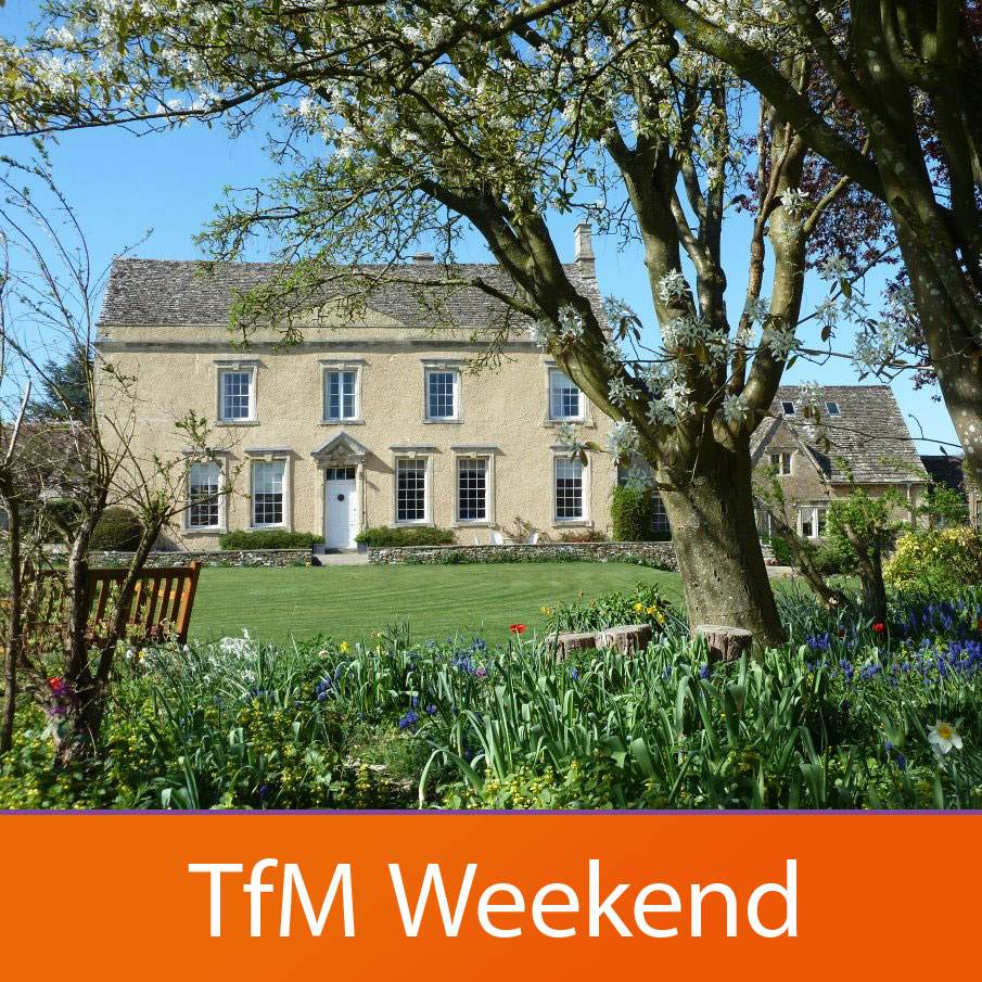 Time for Marriage Weekend – Stanton House