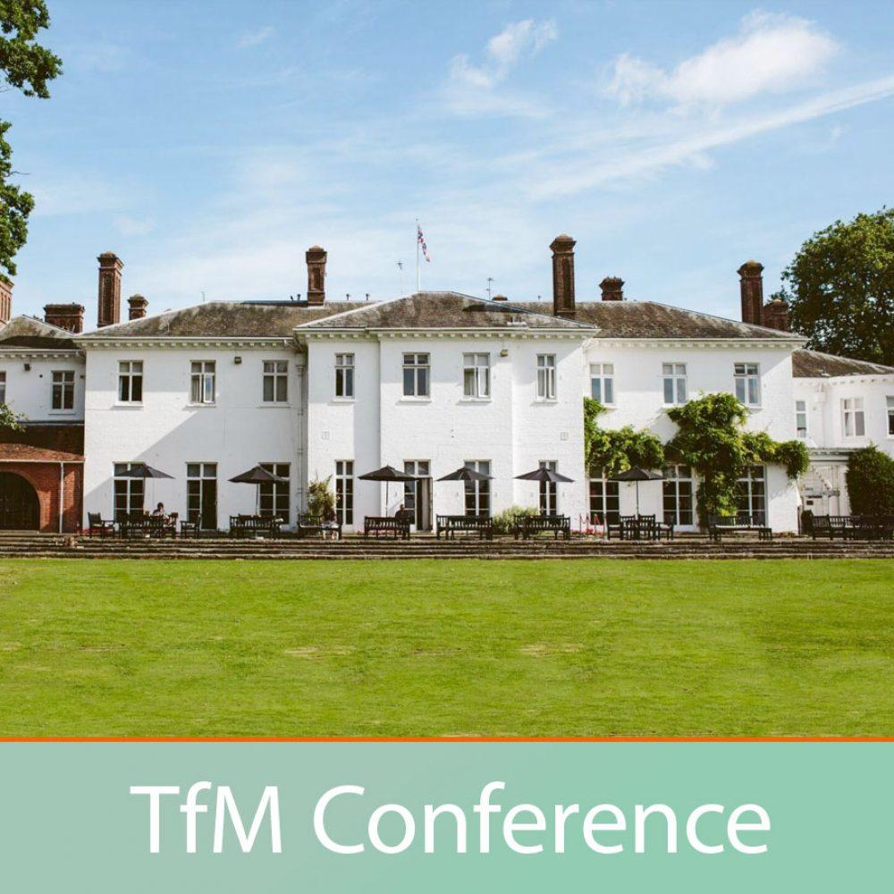 TfM Conference – Milton Hill
