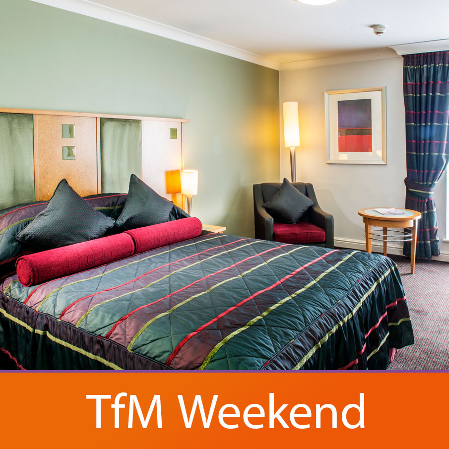 Time for Marriage Weekend – Cranage bedroom 2