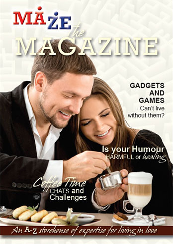 The Magazine front cover image